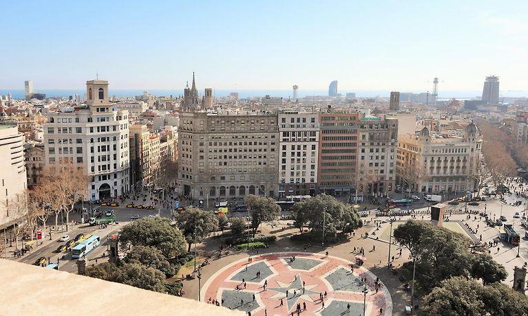 Hotel Iberostar Paseo De Gracia Barcelona
